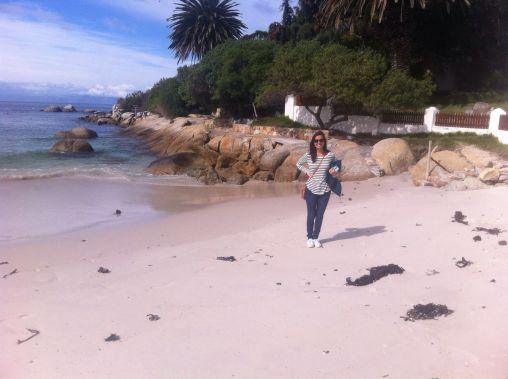 The beach where the magic happens (aka where the penguins live)