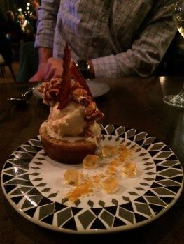 Best dessert so far: Bacon Heaven