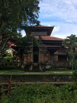 Bali's art school
