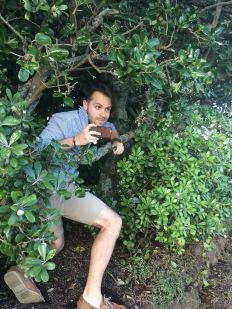 Steve insta-hunting