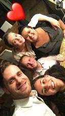 The Kiwi crew